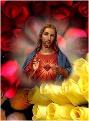 Tómame en tus brazos mi buen Jesús