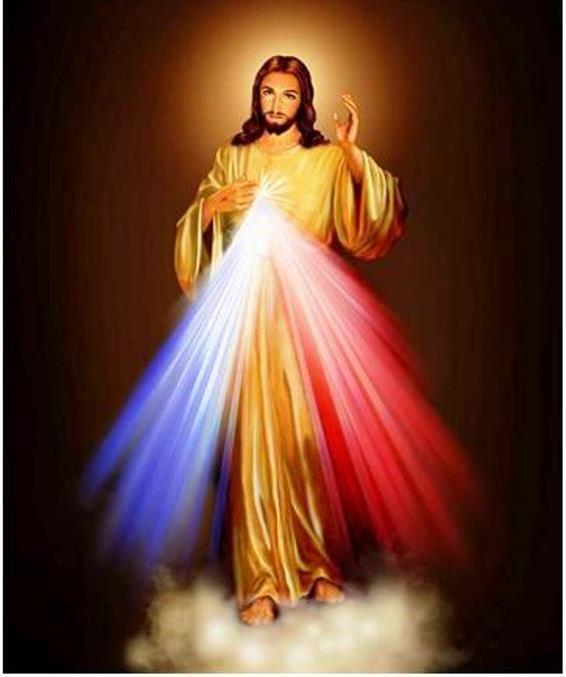 Resultado de imagen para el señor de la divina misericordia