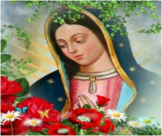 Oración A La Virgen De Guadalupe Para El Amor Y La Prosperidad