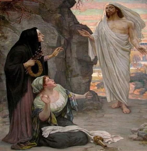 Resultado de imagen de JESUS RESUCITADO